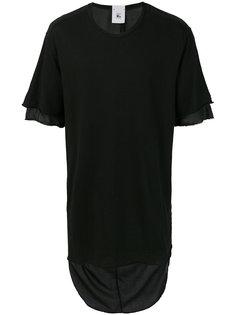 футболка с рукавами с многослойным эффектом Lost & Found Rooms