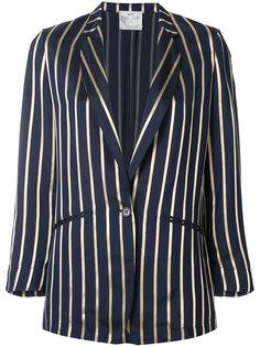 пиджак в полоску Forte Forte