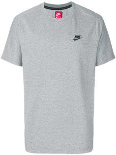 футболка с принтом-логотипом Nike