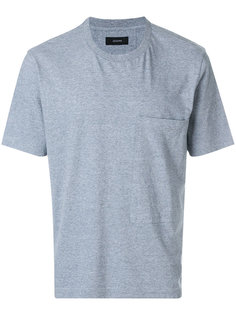 футболка с накладным карманом Joseph