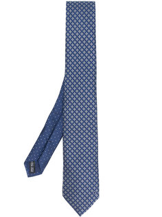 жаккардовый галстук Salvatore Ferragamo