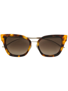 tortoiseshell-effect square sunglasses Boss Hugo Boss