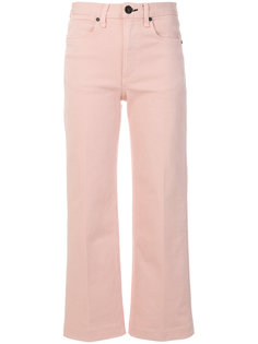 укороченные брюки Justine Rag & Bone /Jean
