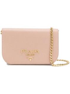 сумка на плечо Saffiano  Prada