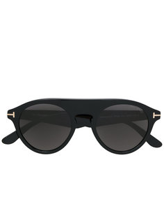 round aviator sunglasses Tom Ford Eyewear