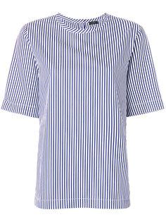 футболка в полоску Joseph