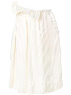 юбка с разрезом сбоку Stella McCartney