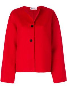 куртка мешковатого кроя Jil Sander