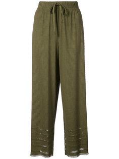 брюки A-Poc Pleats Please By Issey Miyake