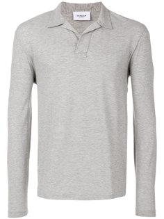 рубашка-поло с длинными рукавами Dondup