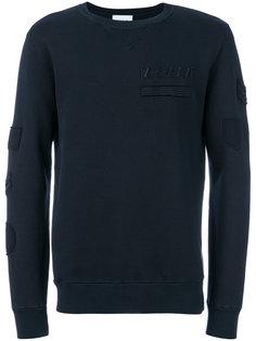 patch sweatshirt Dondup