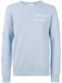 patch sweatshirt Dondup