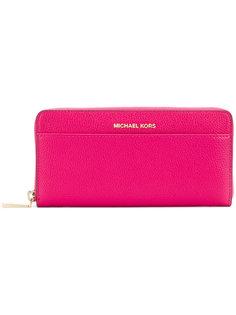 кожаный кошелек Mercer Michael Michael Kors
