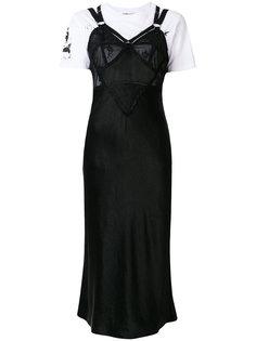 платье на бретелях McQ Alexander McQueen