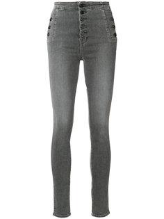 джинсы скинни Natasha Sky High J Brand