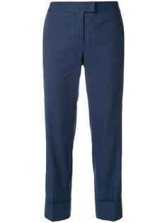 укороченные классические брюки Fabiana Filippi