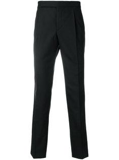классические приталенные брюки Saint Laurent