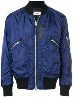 куртка Ma-1 Coach