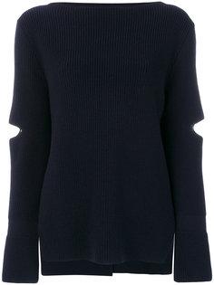 свитер с разрезами Stella McCartney