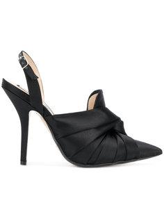 туфли с ремешком на пятке Nº21