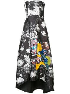 вечернее платье Cathy с цветочным рисунком Sachin & Babi