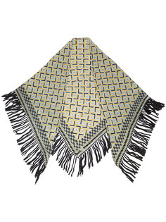 шарф с принтом и бахромой  A Peace Treaty
