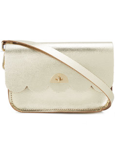 сумка через плечо с фигурной отделкой  The Cambridge Satchel Company