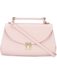 сумка через плечо с портфельной застежкой  The Cambridge Satchel Company