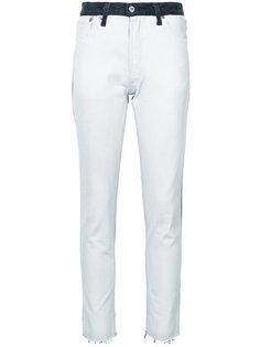 укороченные джинсы скинни  Re/Done