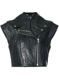 куртка без рукавов  Yigal Azrouel