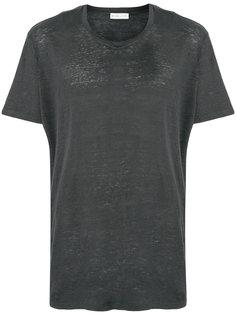 classic round neck T-shirt Etro