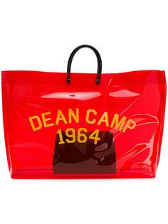 сумка-тоут Dean Camp  Dsquared2