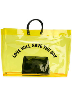 сумка Love Will Save The Day Dsquared2