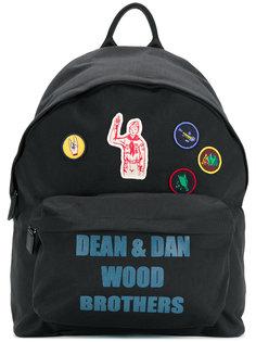 рюкзак Dean and Dan Wood Brothers Dsquared2