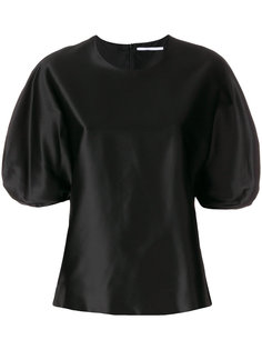 блузка с рукавами-колокол Rosetta Getty