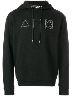 Glyph icon hoodie McQ Alexander McQueen