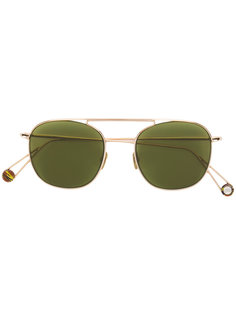 tinted square sunglasses Ahlem