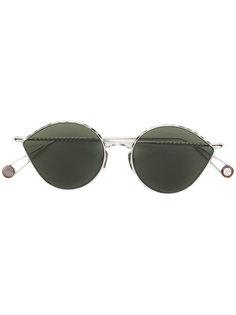 round tinted sunglasses Ahlem