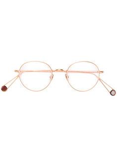 классические очки в круглой оправе Ahlem