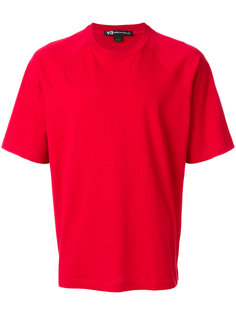 футболка с принтом-логотипом Y-3