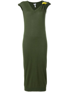платье-кейп Loewe