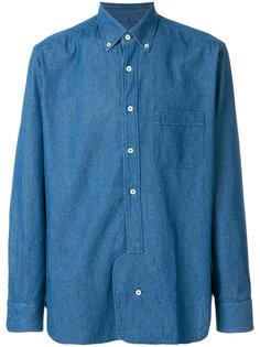 джинсовая рубашка  Loewe