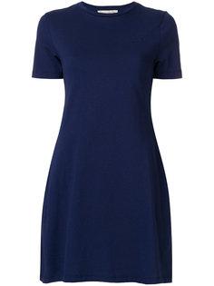 платье-футболка с контрастной полосой Être Cécile