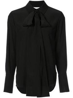 рубашка с бантом  Chloé