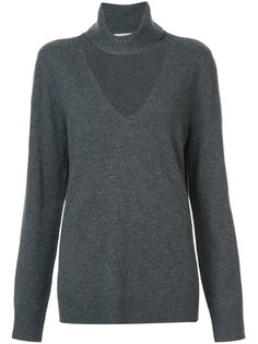 свитер с отворотом  A.L.C.