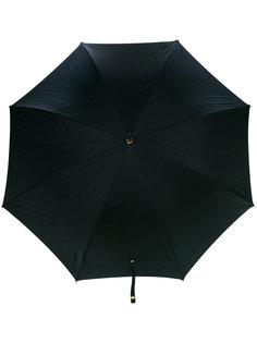 зонт с черепом на рукоятке Alexander McQueen