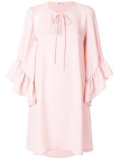 платье с расклешенными рукавами P.A.R.O.S.H.