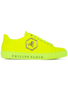 кроссовки Flames Fluo Version Philipp Plein