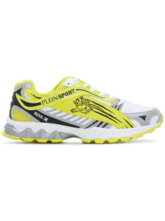 кроссовки для бега Melvin Plein Sport