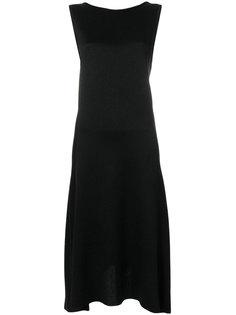 платье миди с вырезом-лодочкой Isabel Marant